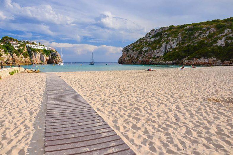 Où loger à Menorca: Hôtels recommandés à Cala en Porter