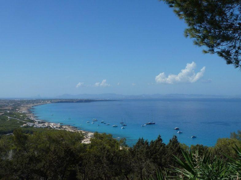 Où rester à Formentera