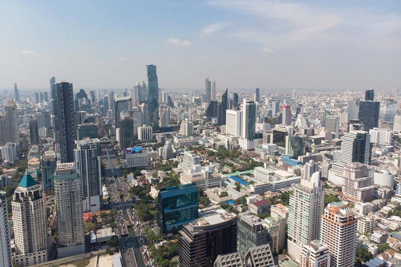 Où dormir à Silom, Bangkok