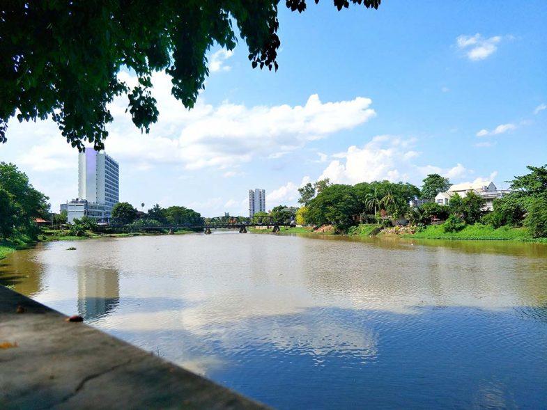 Où lloger à Chiang Mai:Les rives de la rivière Ping