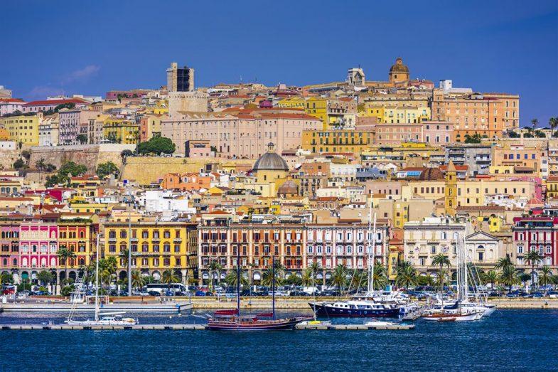 Où séjourner en Sardaigne: Cagliari