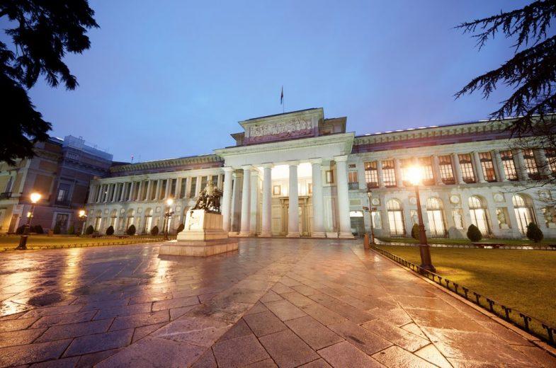 Hébergement à Madrid : Museo del Prado