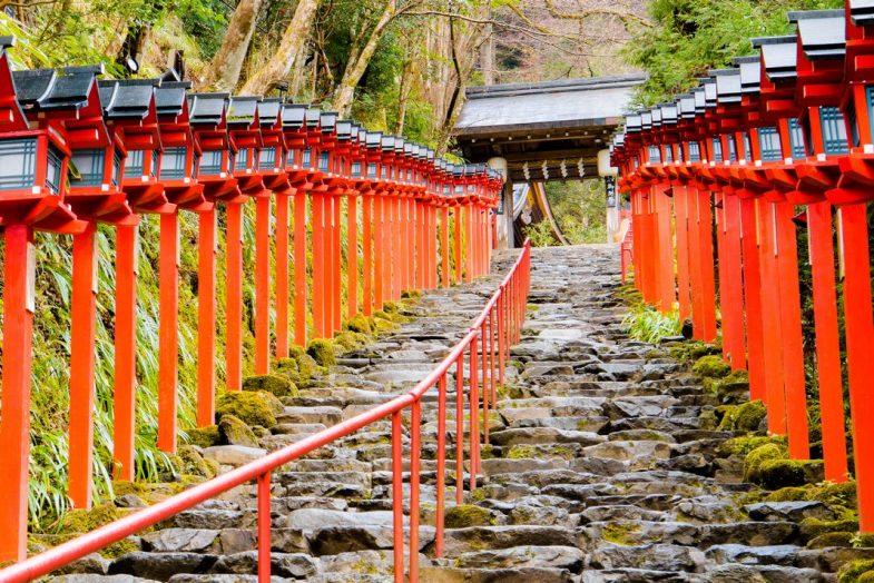 Où loger à Kyoto: Kibune