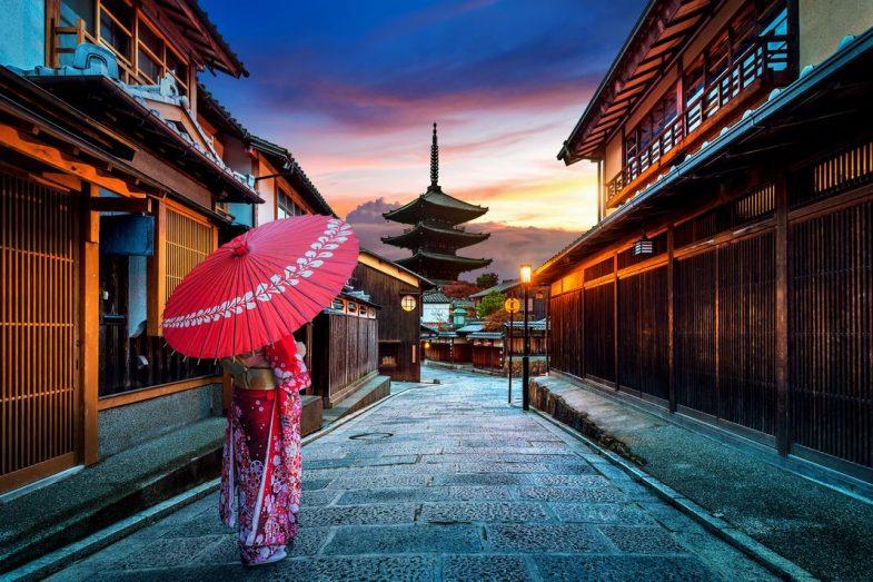 Où dormir à Kyoto