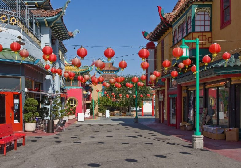 Où dormir à Los Angeles : Chinatown