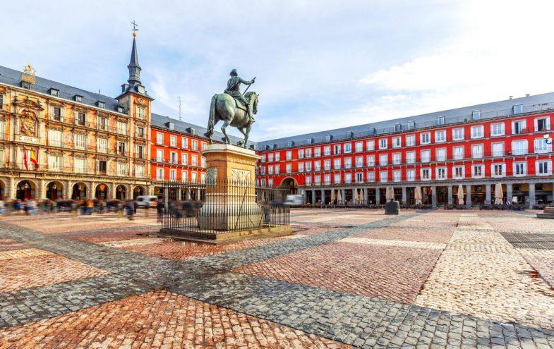 Où dormir à Madrid : Austrias