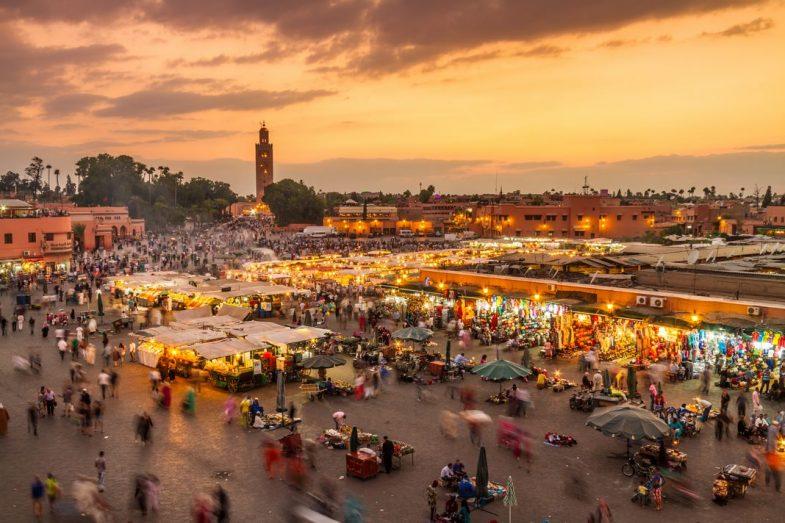 Où dormir à Marrakech : Médina