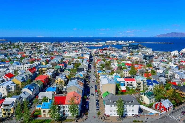 Où dormir à Reykjavik