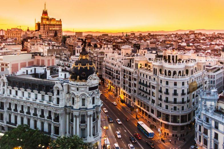 Où loger à Madrid : Gran Via