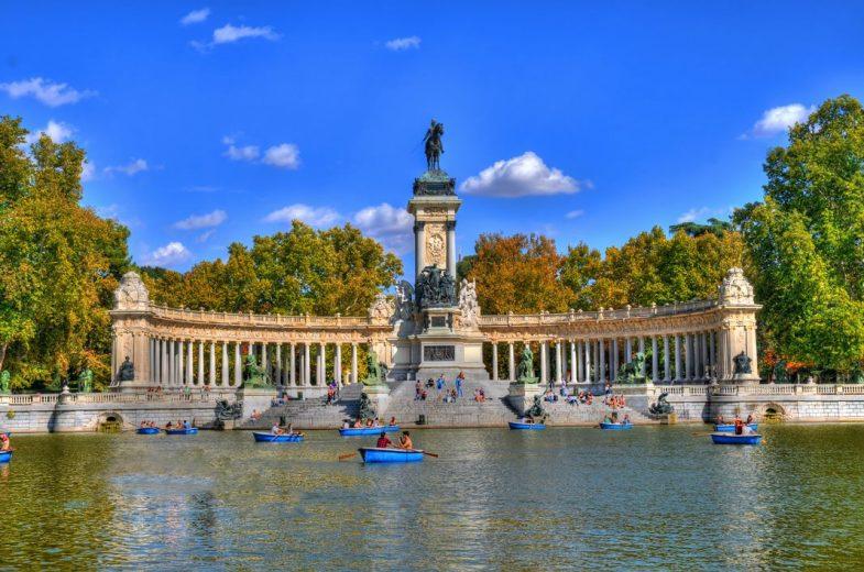 Où loger à Madrid : Retiro