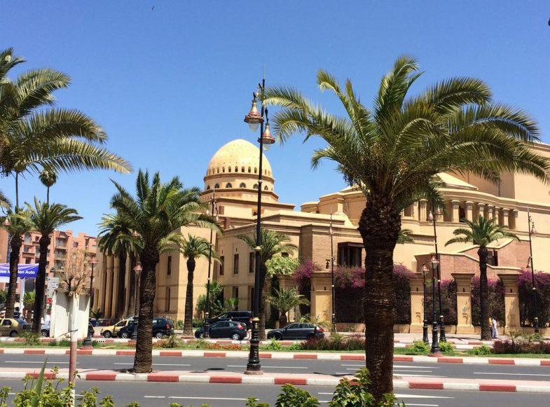 Où loger à Marrakech : Hivernage