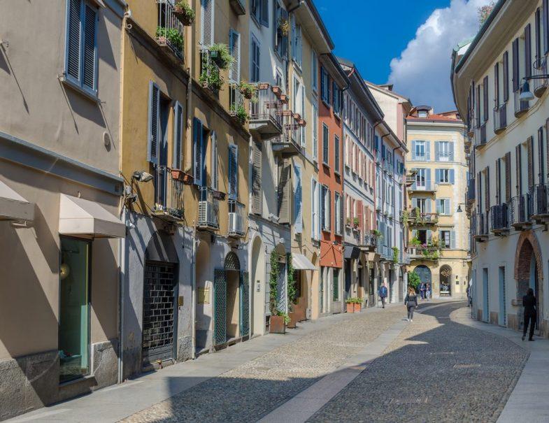 Où loger à Milan : Brera