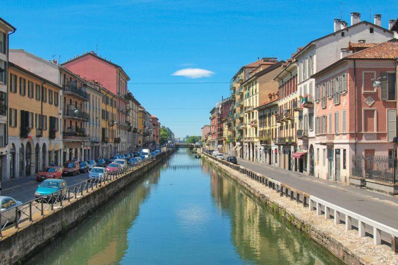 Où se loger à Milan : Navigli