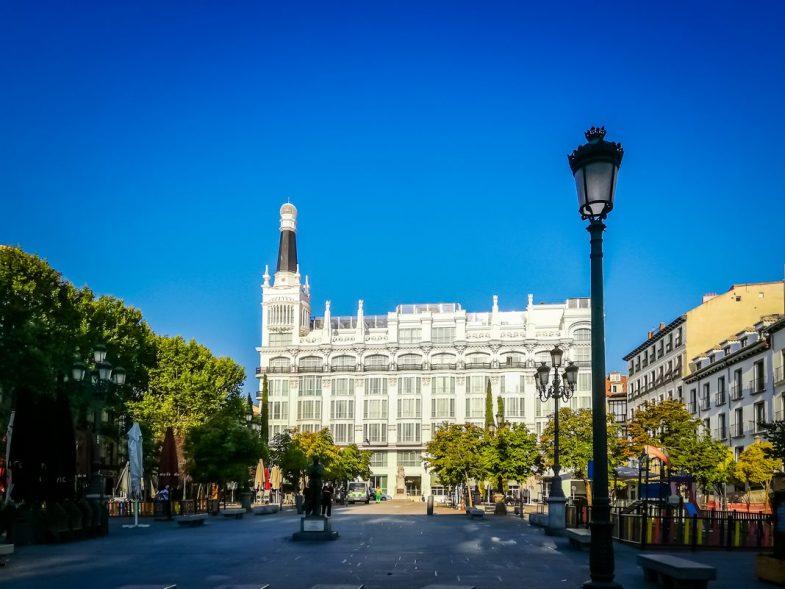 Où séjourner à Madrid : Huertas