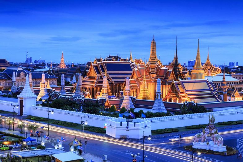 Où dormir à la vieille ville de Bangkok