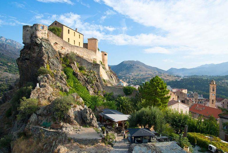 Où dormir en Corse: Corte