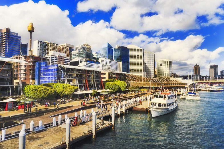 Où dormir à Sydney: Le quartier Darling Harbour