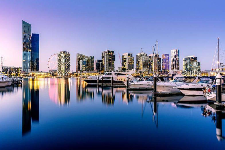 Où loger à Melbourne: Le quartier Docklands