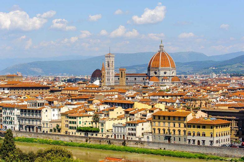Où dormir à florence: Piazzale Michelangelo