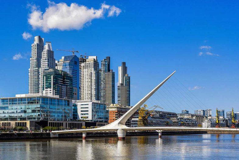 Où loger à Puerto Madero: le quartier jeune et dynamique de Buenos Aires