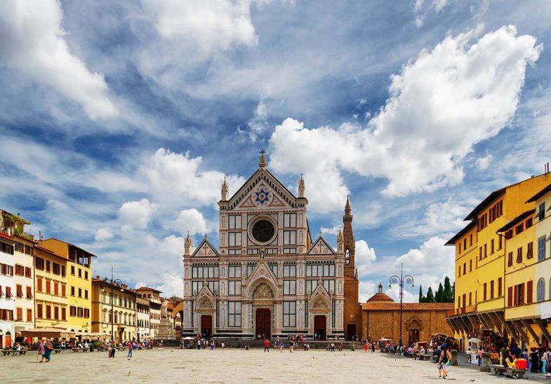 Où dormir à Florence: Le quartier Santa Croce