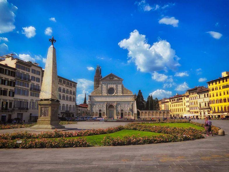 Où dormir à Florence: Le quartier des basiliques Santa Maria Novella, San Marco et San Lorenzo de Florence