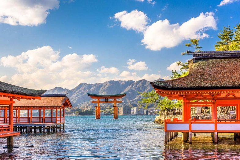 Si loger à Hiroshima est pratique, dormir à Miyajima