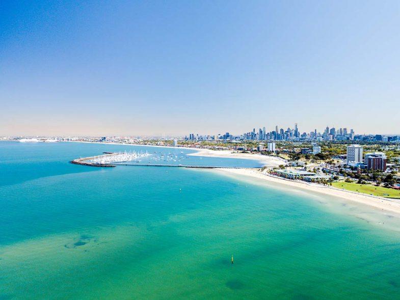 Où loger à Melbourne: St Kilda