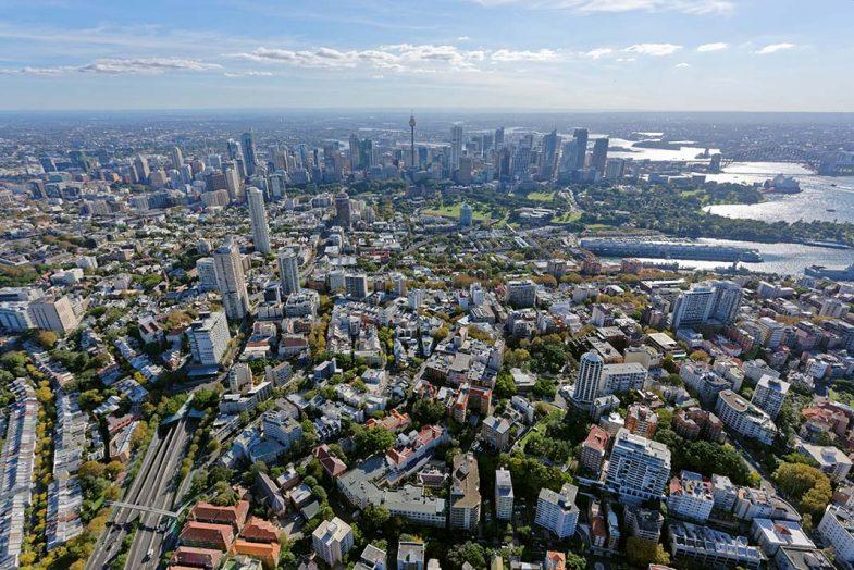 Où loger à Sydney: Le quartier Kings Kross