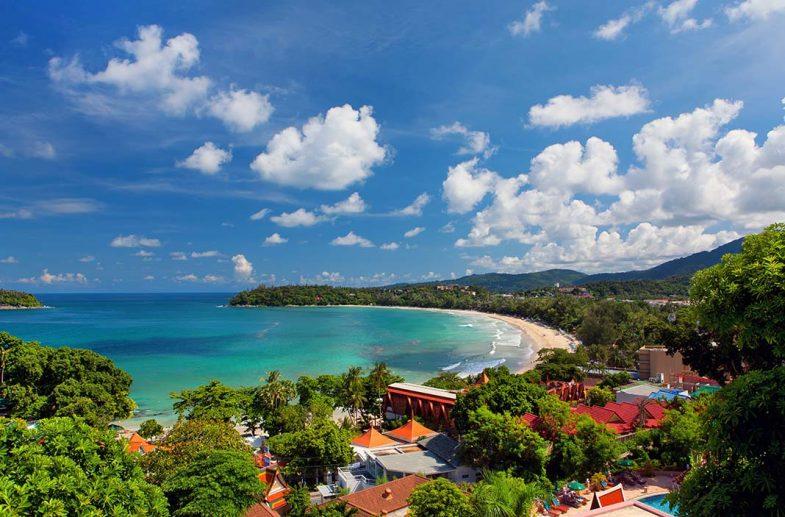Où loger à Phuket: kata