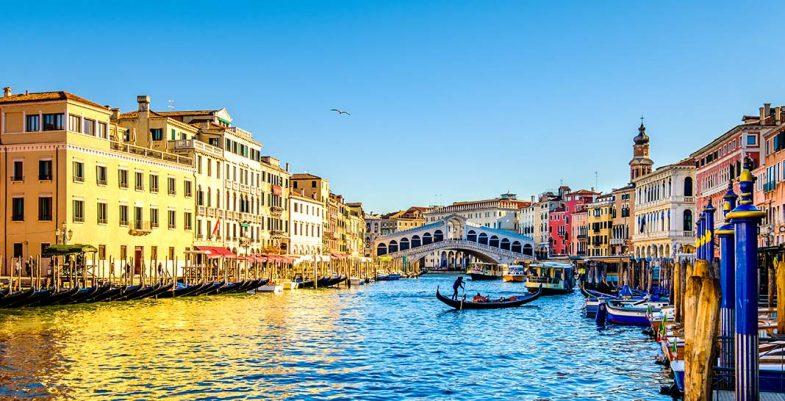 Où dormir à Venise. La quartier central de la ville