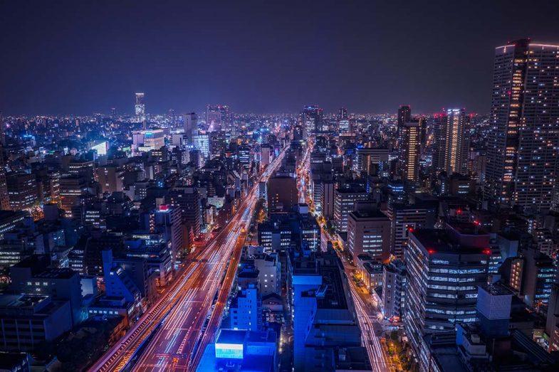 Honmachi représente une bonne alternative pour dormir à Osaka