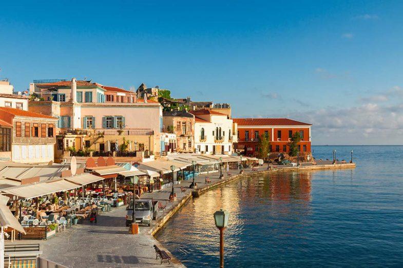 Où dormir en Crète : les meilleures villes pour se loger en Crète
