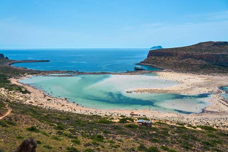 Kissamos permet de se loger en Crète dans une localité authentique