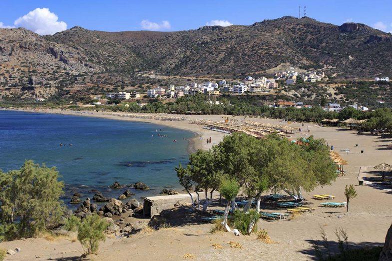 Où loger en Crete: Palaichora