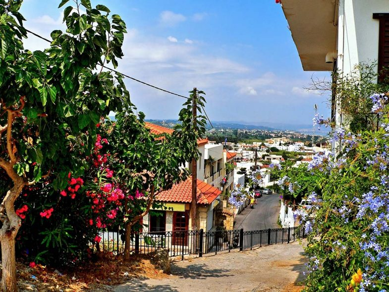 Où dormir en Crete: Platanias