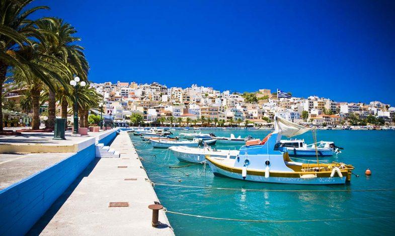 Sitia est lieu intéressant pour se loger en Crète