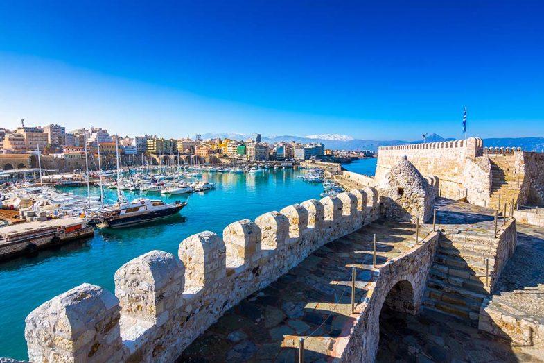Où dormir en Crete: Heraklion