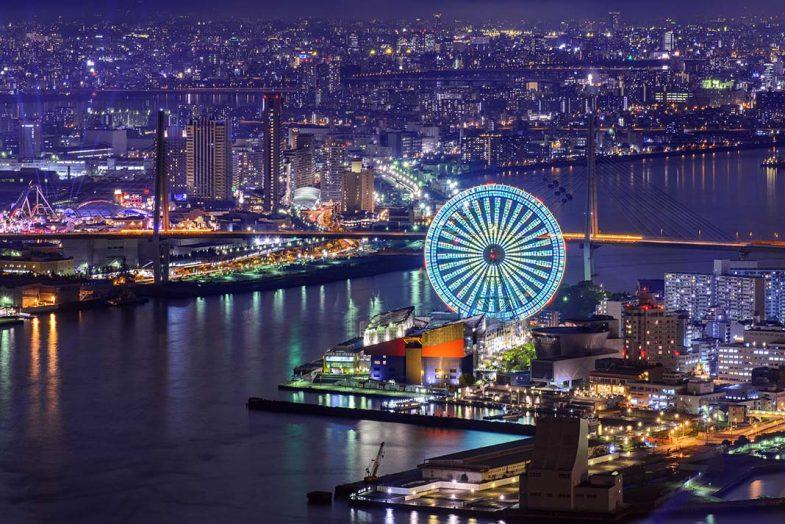 Où dormir à Osaka : Dans quel quartier loger à Osaka