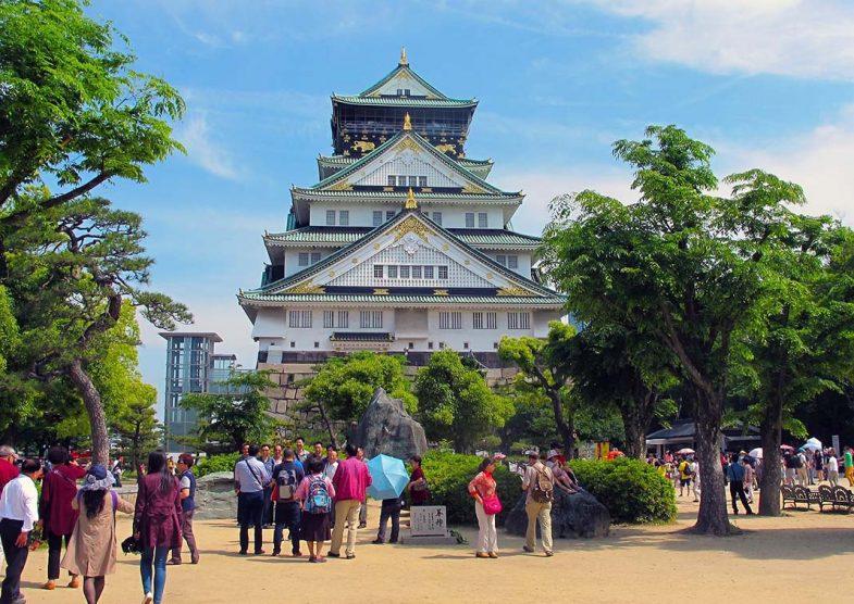 Où loger à Osaka: Le quartier Osaka Castle