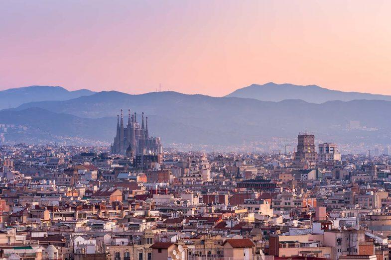 L'Eixample un quartier idéal pour dormir à Barcelone