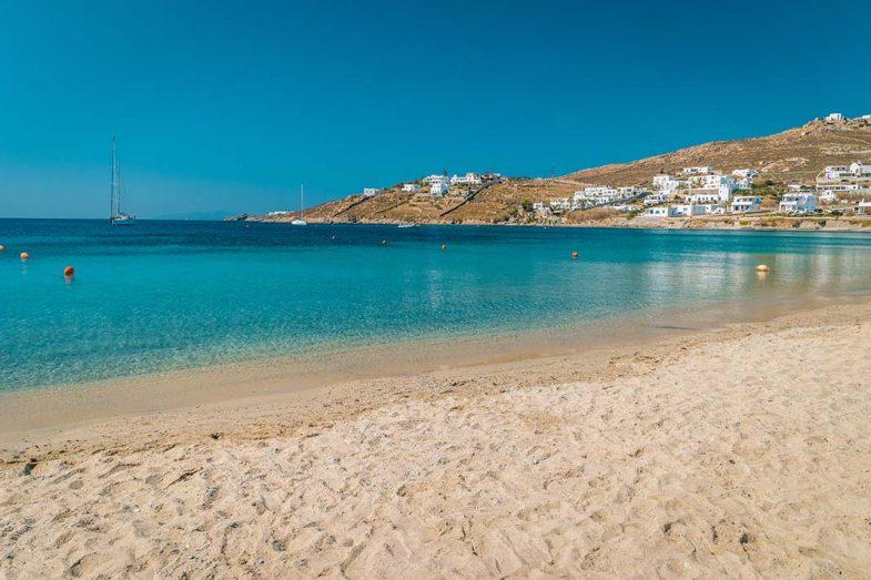 Où dormir à Mykonos? Ornos
