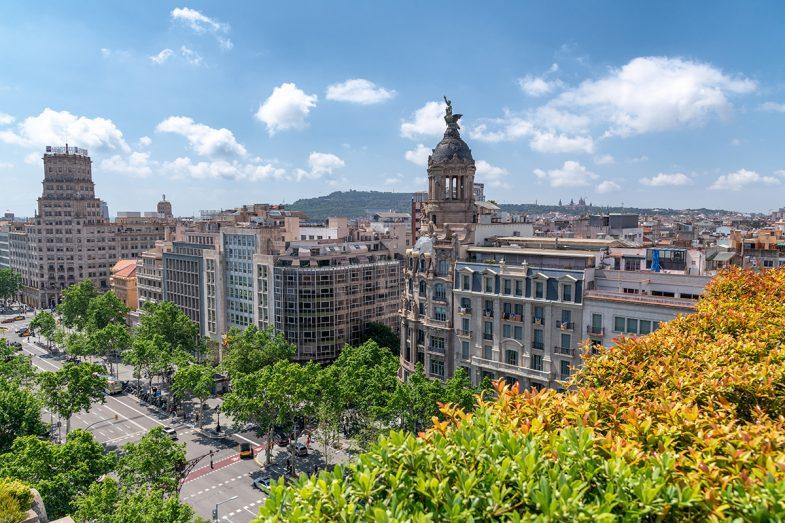 Loger à Barcelone: Passeig de Gràcia