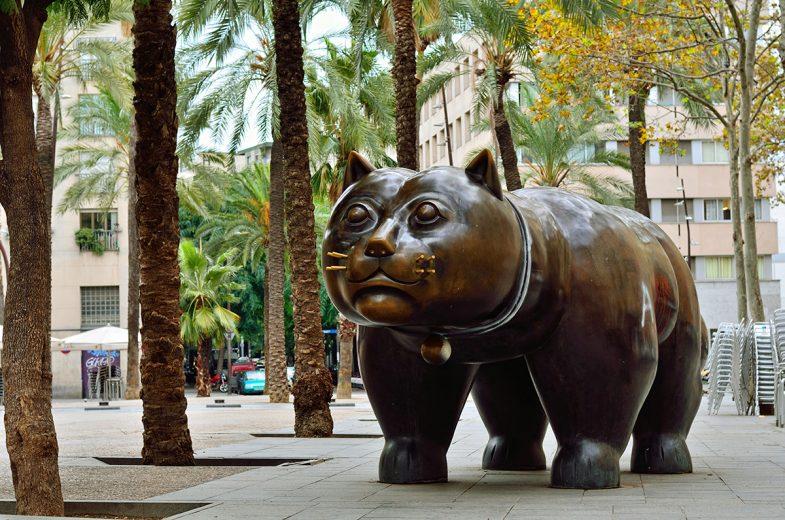 Raval: ce n'est donc pas le meilleur quartier our dormir à Barcelone, même si les tarifs sont relativement attractifs.