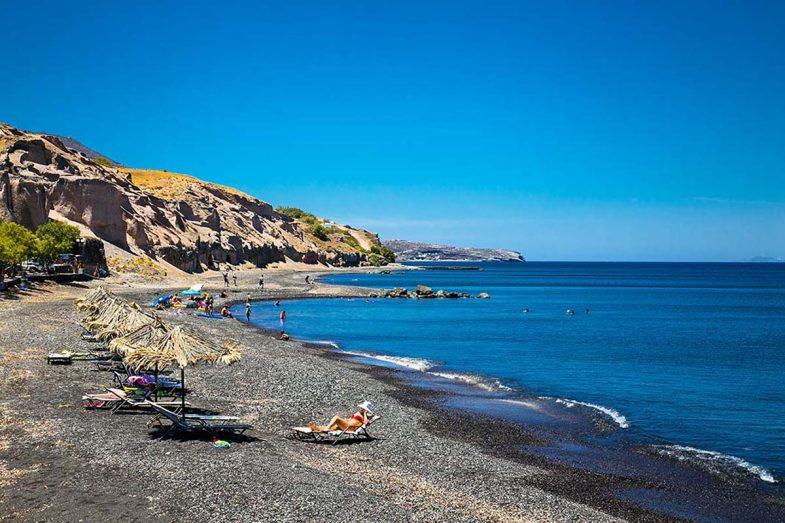 Où dormir à Santorini: Karterados