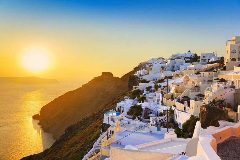 Où dormir à Santorini:Firestefani