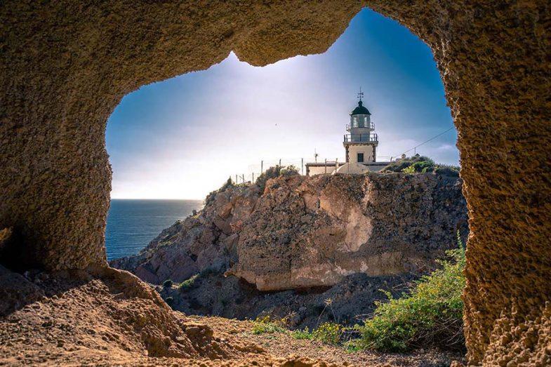 Où loger a Santorini: Akrotili