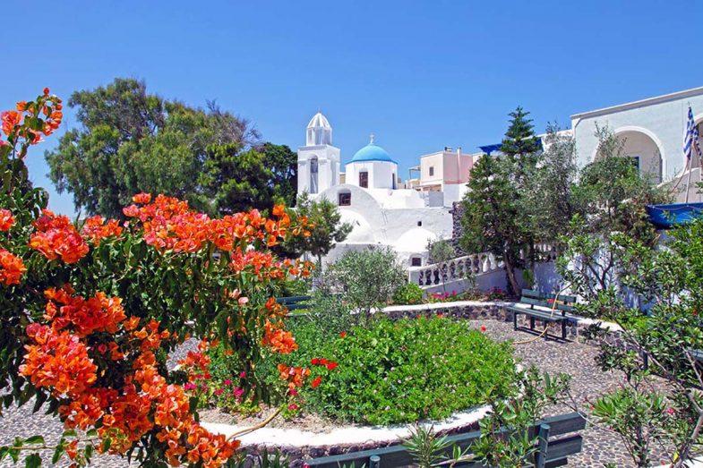 Megalohkori est à conseiller aux touristes qui veulent loger à Santorin dans un cadre très traditionnel