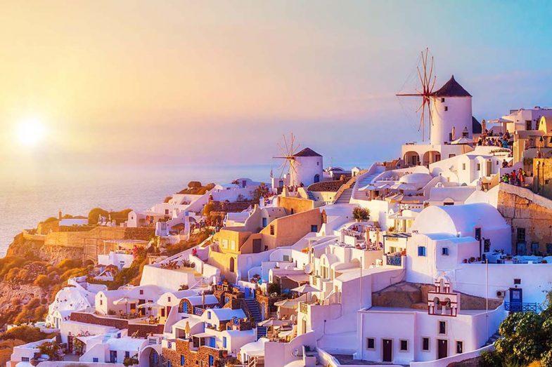 Où dormir à Santorini: Oia