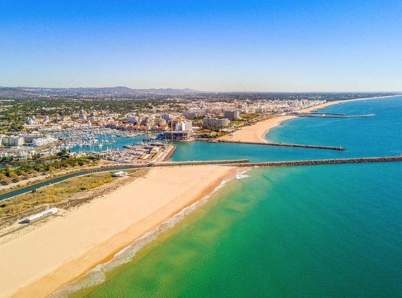 Où loger en Algarve: Vilamora